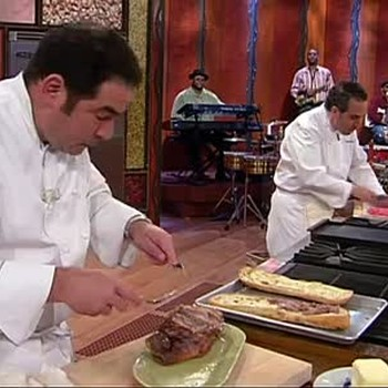 Ciabatta Pulled Pork Sandwich
