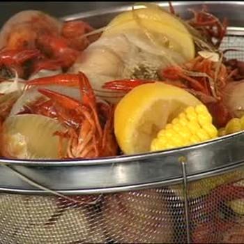 Seasoned Crawfish Boil, Part 2