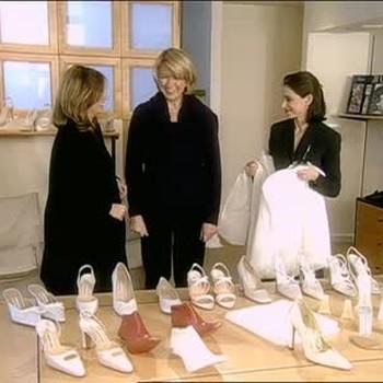 Selecting Bridal Shoes, Part 1