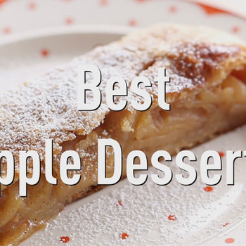 Top 5 Apple Desserts for Fall