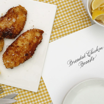 Foolproof Breaded Chicken Breasts