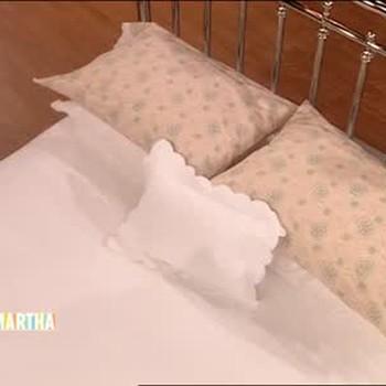 Good Thing: Homemade Pillowcase