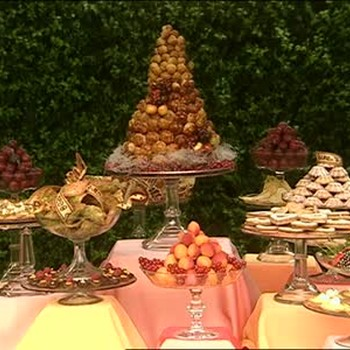 How to Create a Dessert Buffet