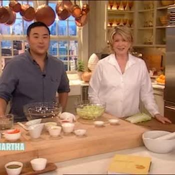 Korean Kimchi with David Chang