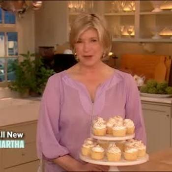 Lemon Meringue Cupcakes, Part 1