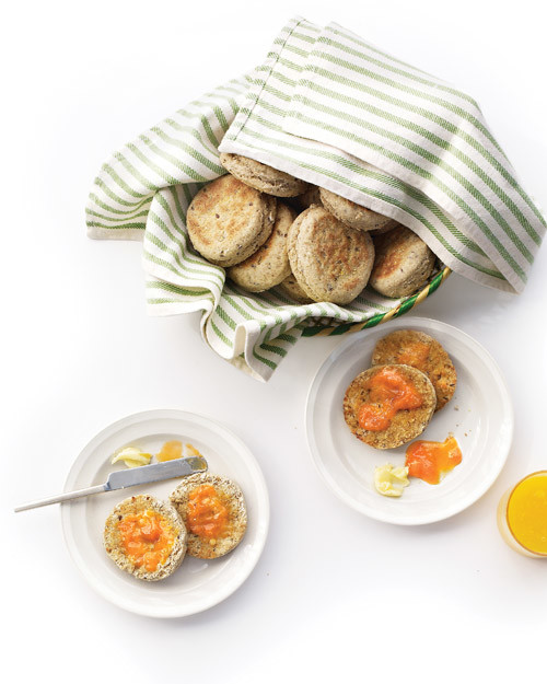 Breakfast at Wimbledon Recipes