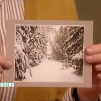 Photograph Christmas Postcards