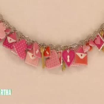 Valentine's Day Charm Bracelets