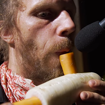 Watch This Austrian Orchestra Play Music with Instruments Made Entirely Out of Vegetables