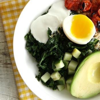 Must-Make Savory Breakfast Bowl
