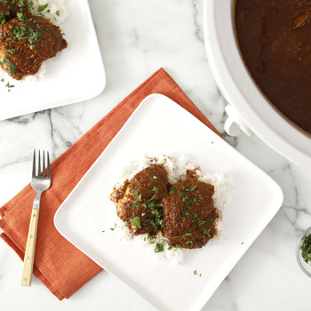 Slow-Cooker Chicken Mole Video