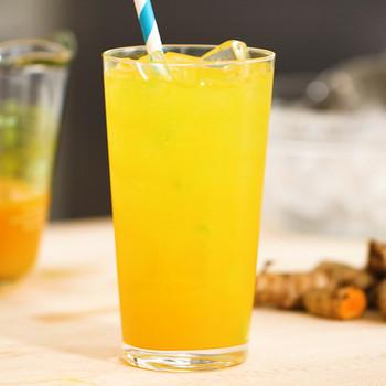 Turmeric Tonic with Honey and Lemon