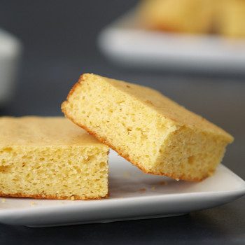 The Foolproof Method to Crumble-Free Cornbread Video