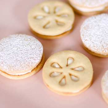 Lime Sandwich Cookies Video