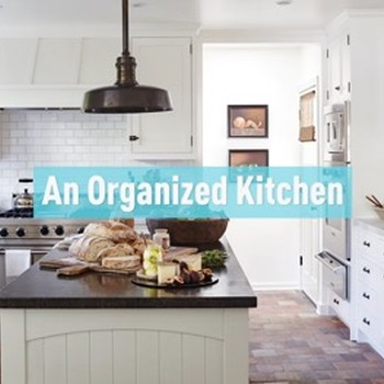 Secrets to an Organized Kitchen