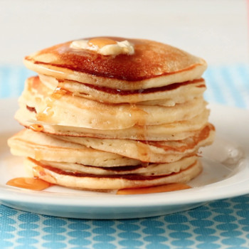 Easy Mother's Day Pancake Recipe