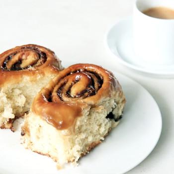How to Bake Pecan-Cinnamon Buns