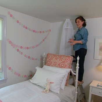 Learn & Do Creating a Bed Canopy