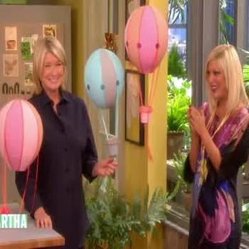 Paper-Mache Balloon Decorations