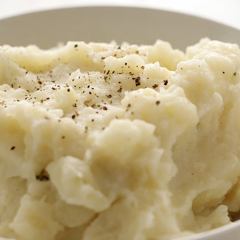 Garlic Mashed Potatoes Video