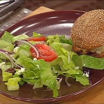 Chicken Florentine Burgers, pt. 2