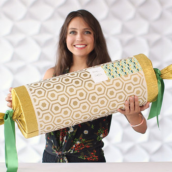 Giant Christmas Cracker Giftwrap