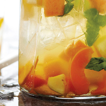 Good Things: Winter Fruit Sangria