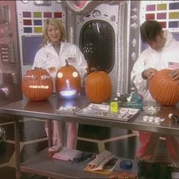 How To Make A Futuristic Pumpkin