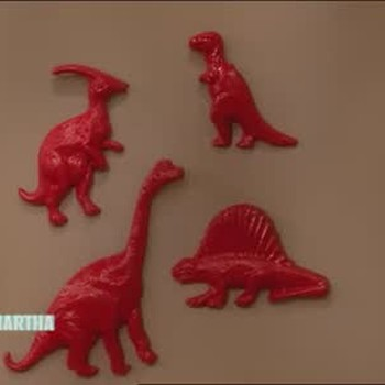 How to Make Dinosaur Decorations
