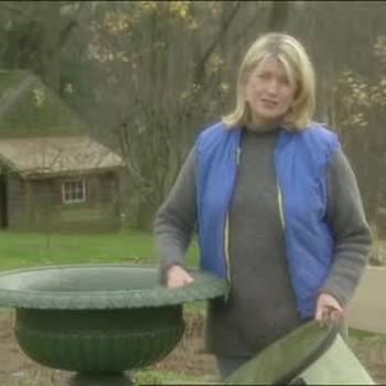 How to Weatherproof Outdoor Urns