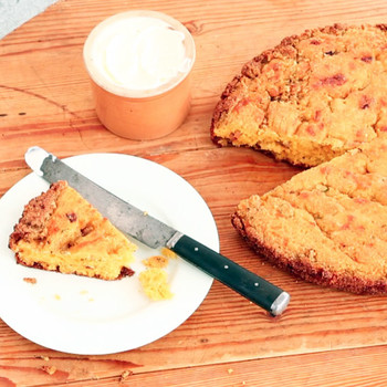 Emeril's Bacon-Cheddar Cornbread