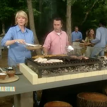 Argentinian Barbecue Grill, Part 1