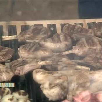 Argentinian Barbecue Grill, Part 2