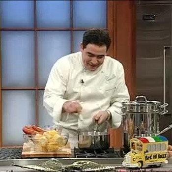 Cheddar Au Gratin Potatoes Recipe