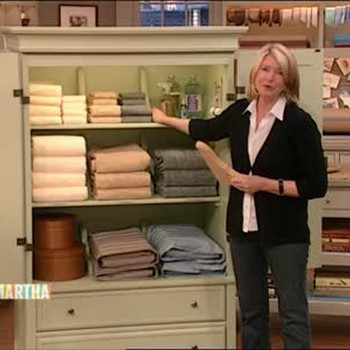 Good Thing: Reduce Cabinet Clutter