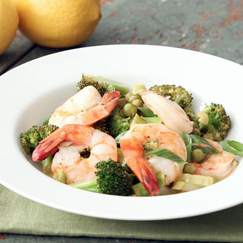 Shrimp and Broccoli Stir-Fry Recipe