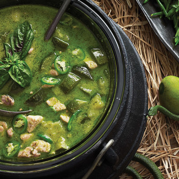 Cauldron Curry
