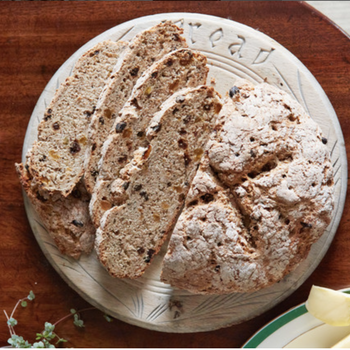 Watch: Martha's Soda Bread with Rye and Currants