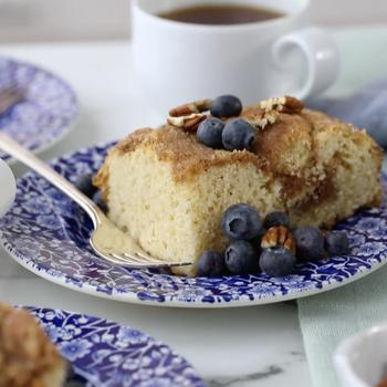 Watch: Cinnamon Coffee Cake