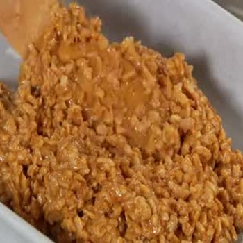 Toasted Rice Peanut Butter Treats