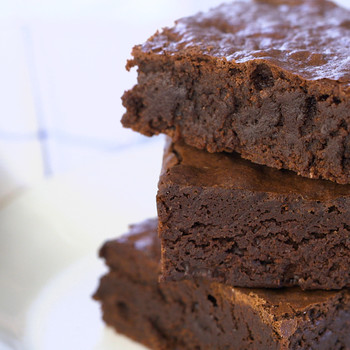 Chewy and Fudgie Brownies-EDFSC