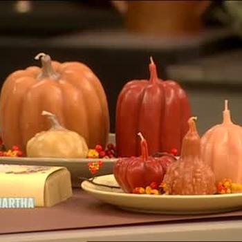Fall Candle Making with Kelly Ripa