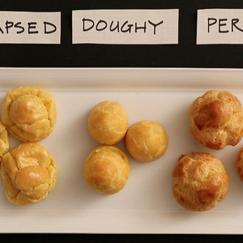 How to Make the Perfect Cream Puff
