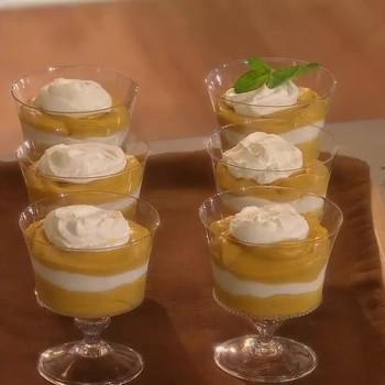 Make a Chai-Spiced Pumpkin Pudding
