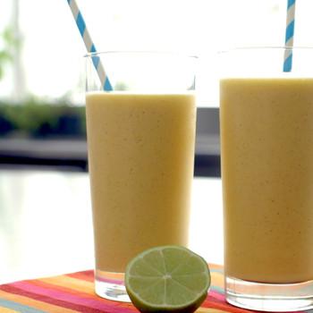 Mango-Citrus Honey Smoothie Recipe