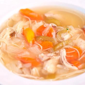 One-Pot Chicken Noodle Soup Recipe