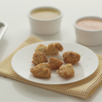 Watch: Crispy Chicken Nuggets