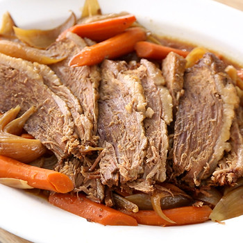 Slow-Cooker Pot Roast for Passover