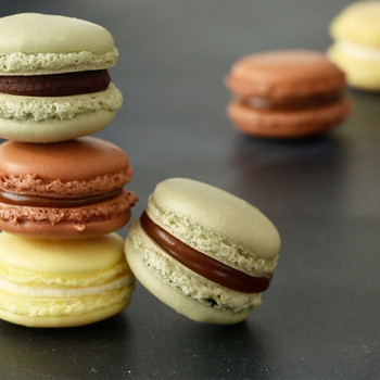 The Science Behind French Macarons