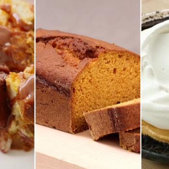 3 Favorite Pumpkin Recipes for Fall